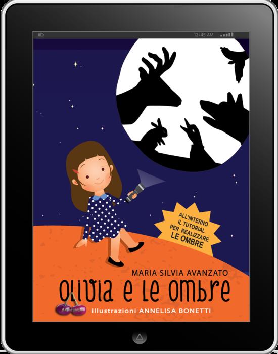 Amarganta olivia e le ombre for Librerie acquisto on line